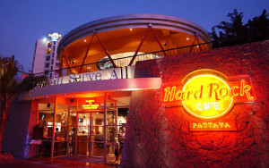 Hard Rock Café Pattaya